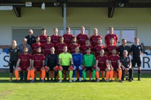 1. Spieltag Landesliga Nordwest Vorrunde-A:                   FT Schweinfurt – SC Sylvia Ebersdorf – Ergebnis